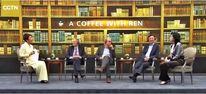任正非与两位世界顶级思想家喝咖啡对话实录