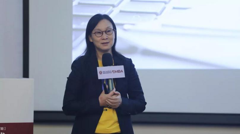 陈春花最新演讲:如何让企业有更大的生长空间?